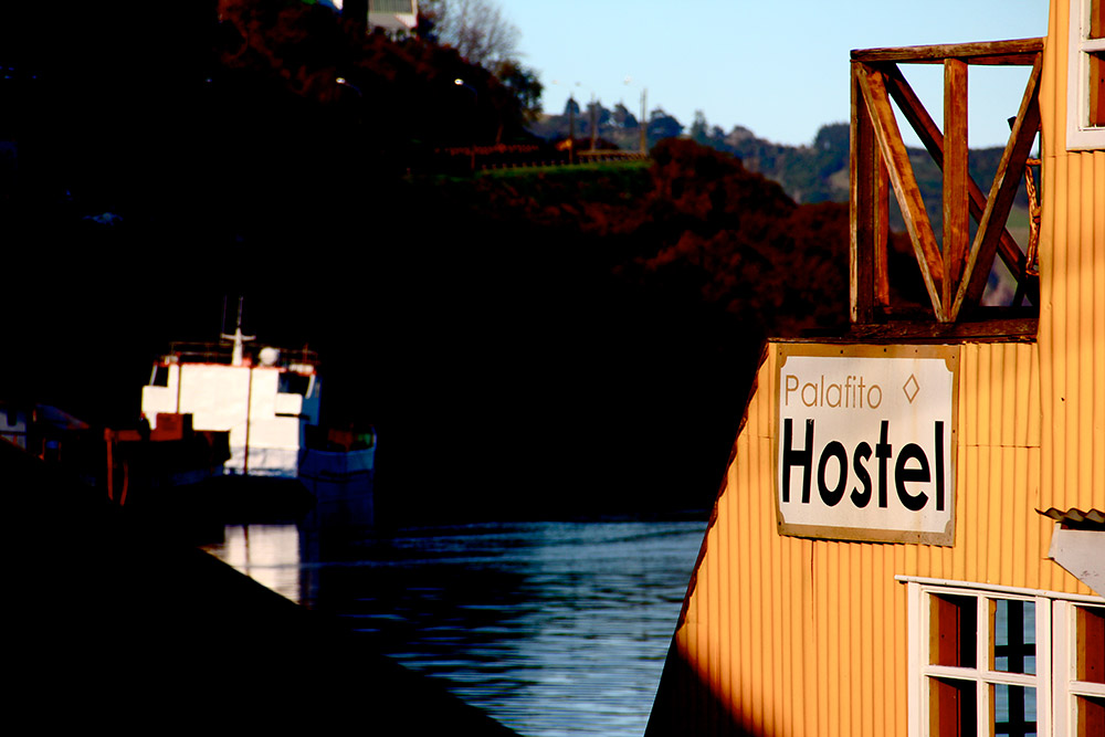 Photos Images Palafito Hostel Castro Chiloe Chile Backpackers